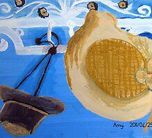 Amy's art by Elizabeth Kendall