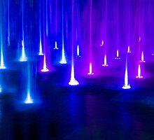 Multimedia Fountains in Plovdiv, BULGARIA by Atanas NASKO