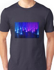 Multimedia Fountains in Plovdiv, BULGARIA Unisex T-Shirt
