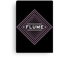 Flume Psy Canvas Print