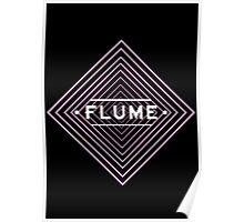 Flume Psy Poster