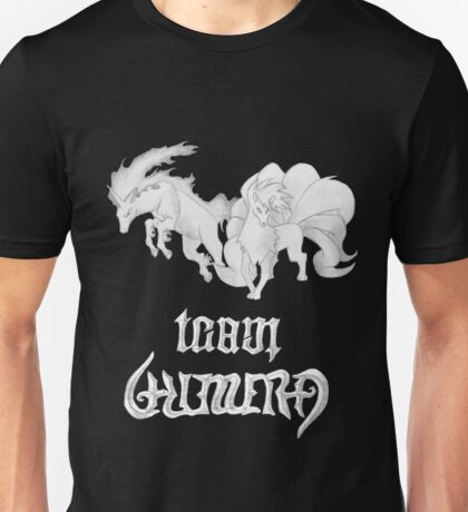 Team Chimera - Leah's Rapidash and Ninetales T-Shirt
