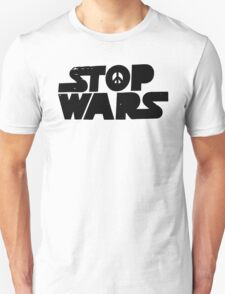 Stop Wars Now! Unisex T-Shirt