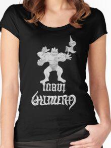 Team Chimera - Liz's Machamp and Shuppet Women's Fitted Scoop T-Shirt