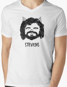 Stevens Mens V-Neck T-Shirt