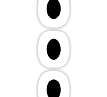 Black Tie Sticker