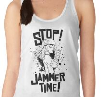 'STOP! JAMMER TIME!  Women's Tank Top
