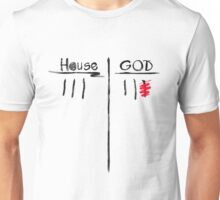 House vs God (Light ver.) Unisex T-Shirt