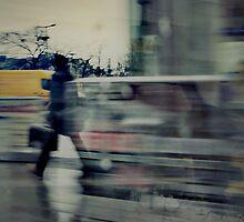 Tram II by Stephanie Jung