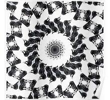 Anger Kaleidoscope 11 Poster