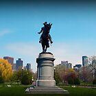 George Washington Monument  by Monica M. Scanlan