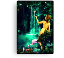Just Dreaming... Canvas Print