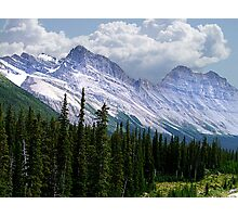 Introduction to Banff Photographic Print