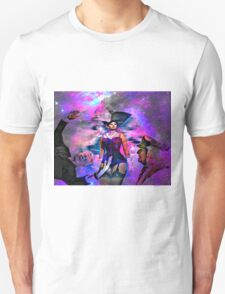 Allegory of one night love and peace 012 20 09 2015 T-Shirt