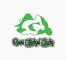 Rear Naked Choke Mixed Martial Arts Green 2 Unisex T-Shirt