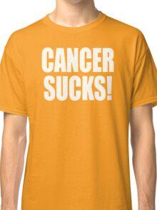 Cancer Sucks Disease Classic T-Shirt