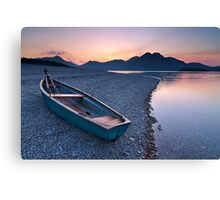Peaceful Moment Canvas Print