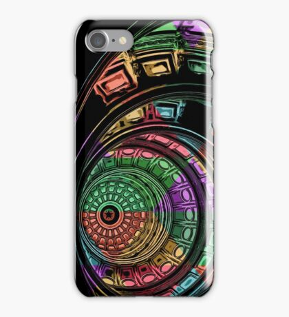 Capital Dome Abstract iPhone Case/Skin