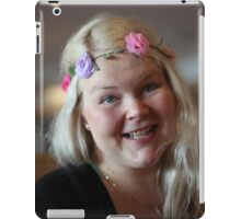 Suomi Finland  : very friendly people  and very nice location .  Doctor Faustus. 2015. iPad Case/Skin