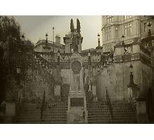 Angel Stair (Variation) Photographic Print