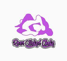 Rear Naked Choke Mixed Martial Arts Purple 2 Unisex T-Shirt