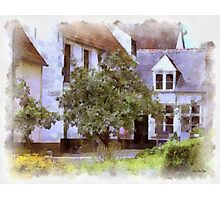 Peaceful Oase - Lier - Belgium Photographic Print
