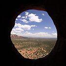 Through the window #9 by jbiller