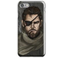 The Boss iPhone Case/Skin