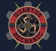 QUANTUM MECHANIC by GUS3141592