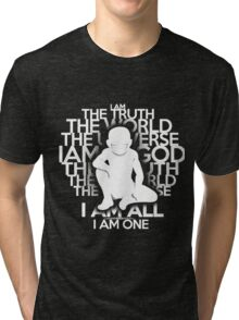 The Truth (Color ver.) Tri-blend T-Shirt