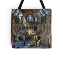 The Natural History Museum: London. Tote Bag