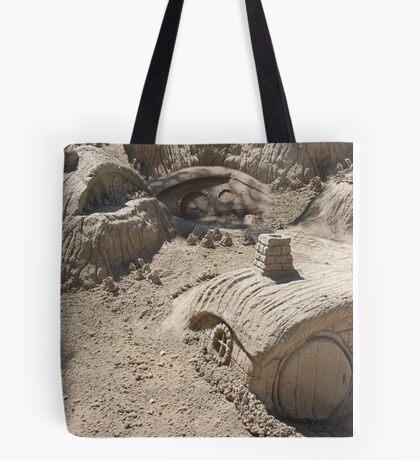 Sandy Little Hobitses Tote Bag