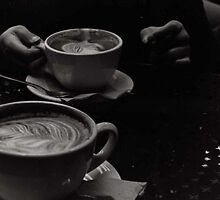 I Love Lattes  by ErilynSalum