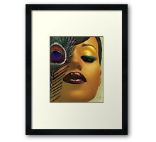 """Kerry"" Framed Print"