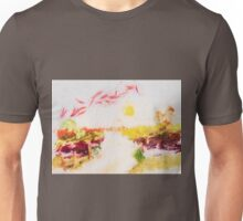 vegetable country  paysage Unisex T-Shirt