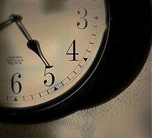 Only A Matter Of Time by Robert Baker