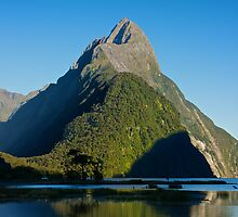 Mitre Peak by Phil McComiskey