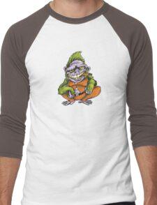 The Green Gorilla Men's Baseball ¾ T-Shirt