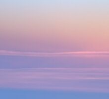Sunset above the clouds - 1 by BeardyGit