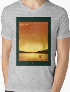 Rio d'ouro - Ho'oponopono Mens V-Neck T-Shirt