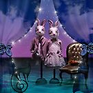 Rabbits in Love (loderosaymiguel) by RosaCobos