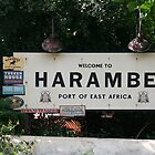 Welcome to Harambe - Walt Disney World by searchlight