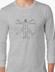 Metropolitan Woman Long Sleeve T-Shirt