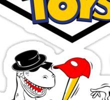 Beastie Toys Sticker