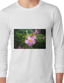 Front And Center Long Sleeve T-Shirt