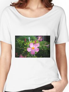 Front And Center Women's Relaxed Fit T-Shirt