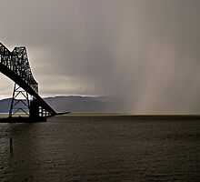 Light in the storm by Carl LaCasse