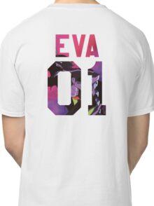 EVA MACHINE 01- BACKPIECE Classic T-Shirt