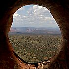 Robber's Window by Craig Durkee