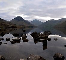 Wastwater Dawn by mikebov